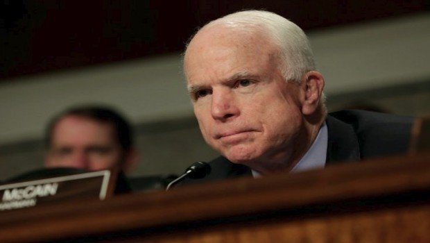 John McCain'e kanser teşhisi kondu