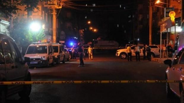 Diyarbakır'da ilçe emniyet müdürlüğüne saldırı