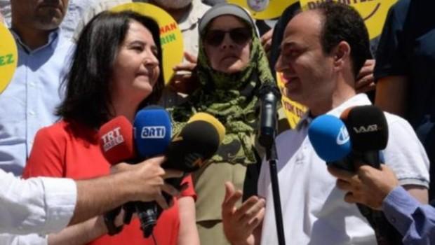HDP'den Necmettin öğretmen açıklaması