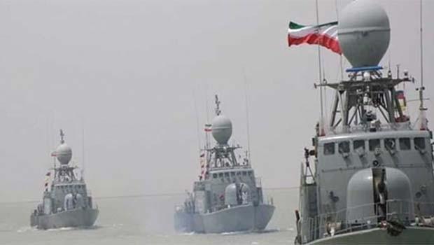 ABD'den İran gemisine ateş