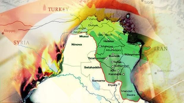 Bağdat ikinci kez Kürtlerden kaçıyor