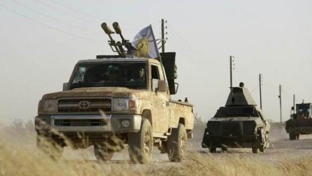 QSD: Rakka'da şiddetli çatışmalar yaşanıyor