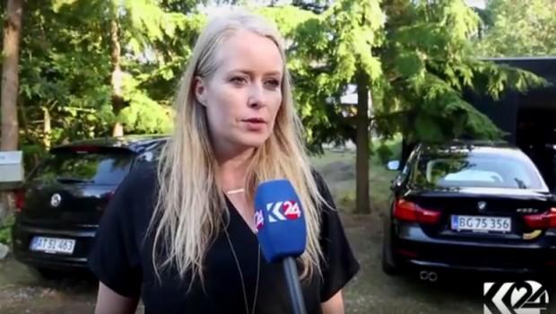 Danimarkalı ünlü gazeteci: Yıllardır Irak'ın Kürtlere yaptıklarını biliyoruz