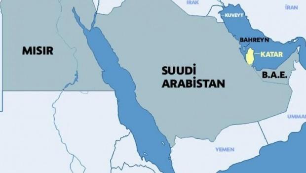 Dört ülke, Katar'la diyalog için şartını açıkladı!