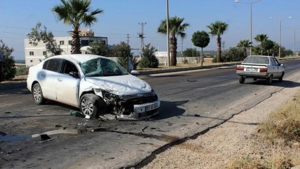 HDP'li Yıldırım kaza geçirdi