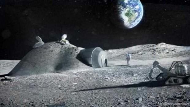 Artık öldükten sonra Ay'a gömülmek mümkün! İşte fiyatı...
