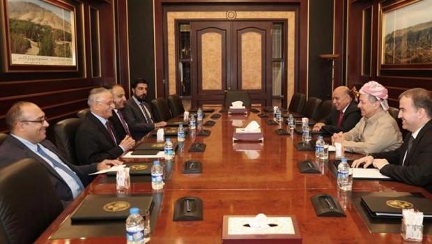 Başkan Barzani: Kürdistan'da farklılıkların korunması temel önceliğimiz