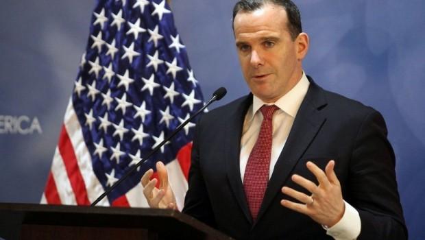 McGurk, Rakka'da kalan IŞİD sayısını açıkladı