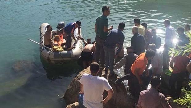 Botan Çayı'nda kaybolan gencin cesedi bulundu