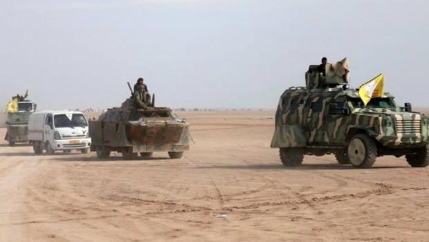 QSD'den ABD'ye: Suriye ordusunu caydırın