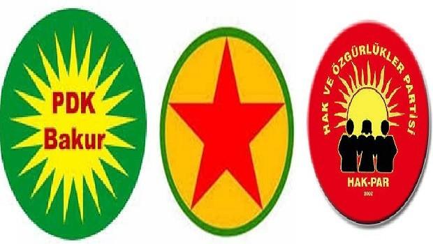 Neden Başka Kürt Partisi Değilde PKK'yi konuşuyoruz Hep?