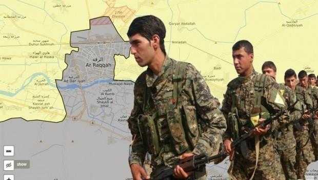 QSD: Rakka'da çatışmaların şiddeti artıyor