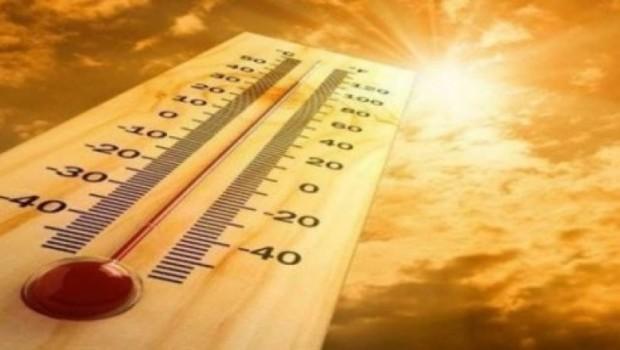Kürt illerinde sıcaklar 3 derece artacak