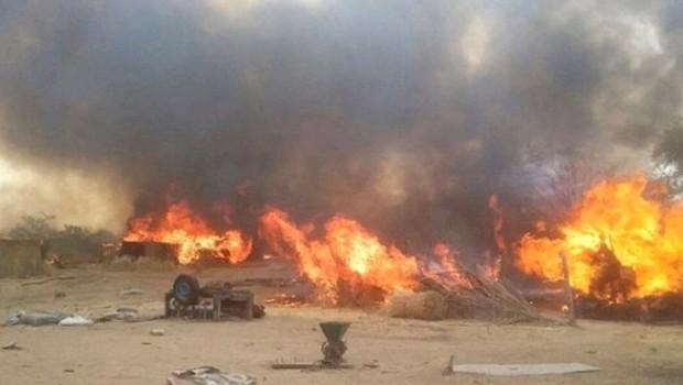 Nijerya'da intihar saldırısı: 27 ölü