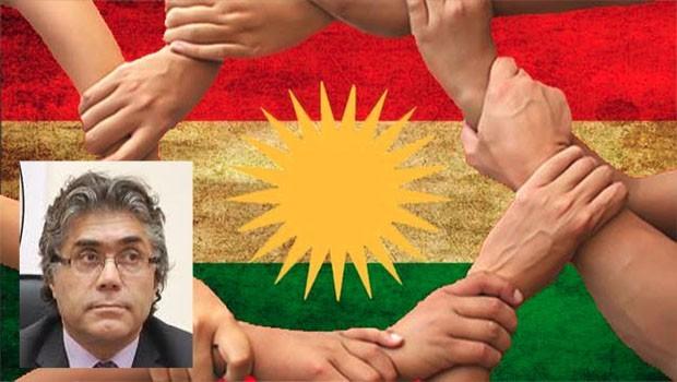 Mustafa Özçelik: 'Tek Millet', 'Demokratik Ulus' , 'Ulus Devlet' ve Kürdistan Gerçekliği