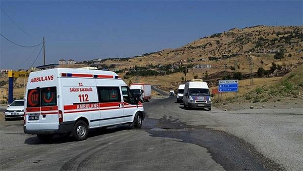 Şırnak'ta işçilere saldırı: 3 ölü
