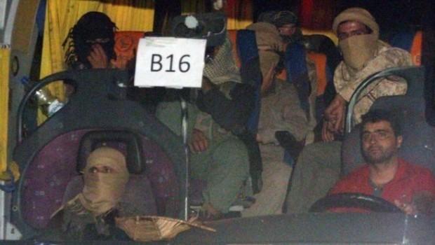 Hizbullah: IŞİD'liler Irak'a gönderilmedi!