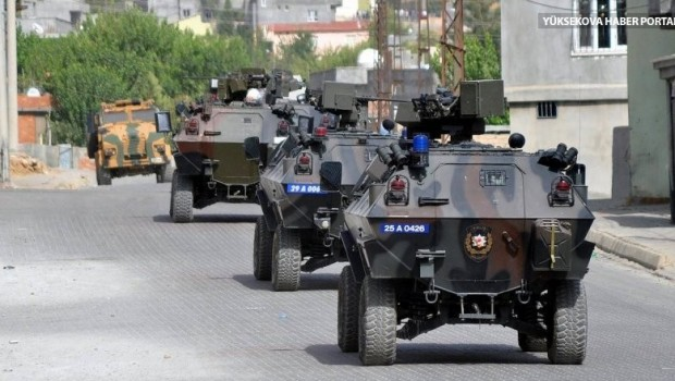 Şırnak'ta özel güvenlik bölgeleri ilan edildi