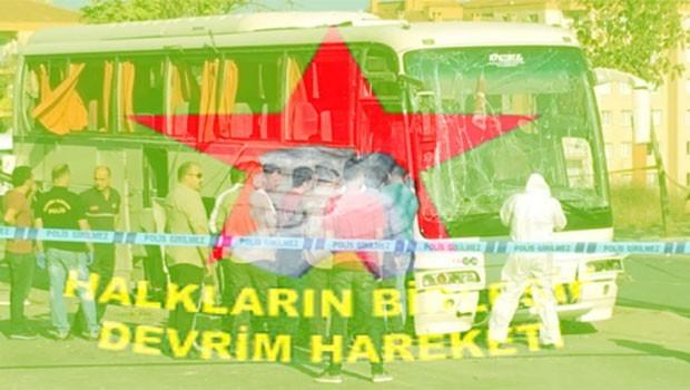 İzmir'deki bombalı saldırıyı HBDH üstlendi