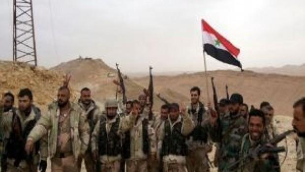 Fars: Suriye Ordusu Rakka ilinde ilerliyor