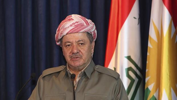 Başkan Barzani: Son görevim bağımsızlık