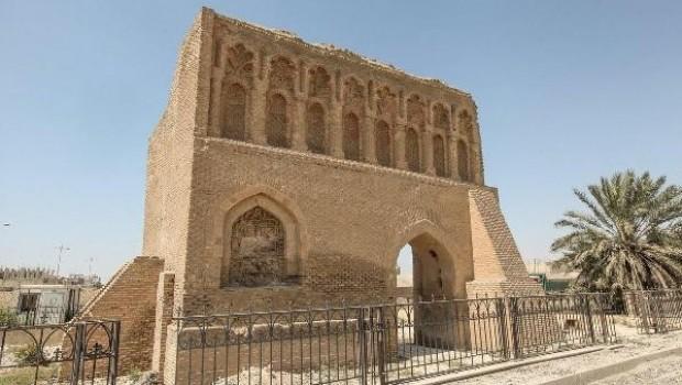 Rakka'da tarihi Bağdat kapısı IŞİD'den alındı