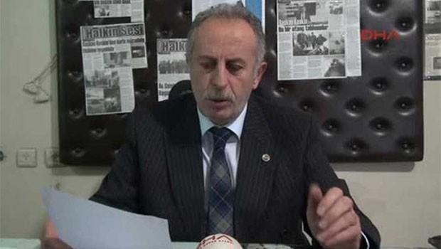 Hakkari'de Durankaya Belediye Başkanı'na silahlı saldırı