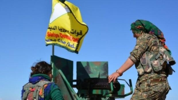 QSD, Deyr ez Zor kırsalında bazı bölgeleri IŞİD'den geri aldı