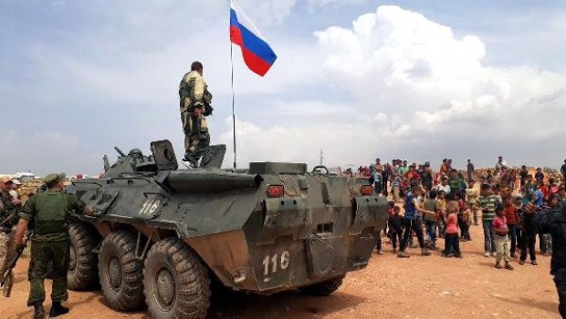 Rusya'dan QSD'ye 'IŞİD' suçlaması