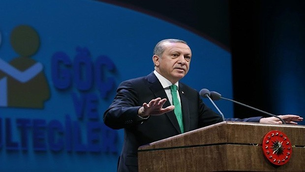 Erdoğan: Vana bizde, istediğimiz an kapatırız!
