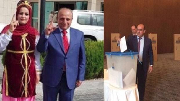 Türkmen liderler Bağımsızlık için 'Evet' dedi!