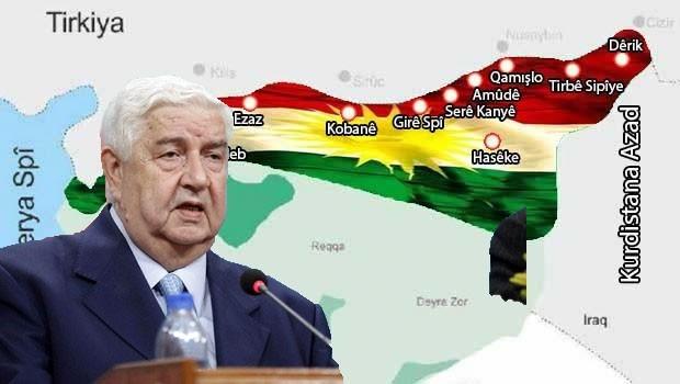 Suriye rejiminden Kürtlere 'özerklik' sinyali