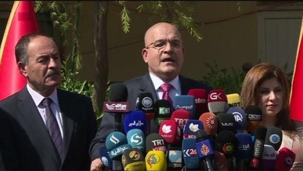 Erbil'den Bağdat'a: Teslim etmiyoruz!