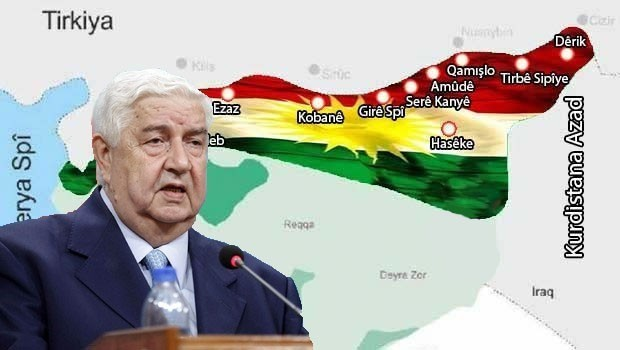 Suriye'den Kürtlere 'Özerklik' şartı