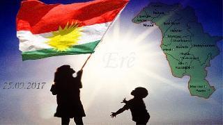 25 Eylül 2017 Kürdistan'ın Bağımsızlık Günüdür!