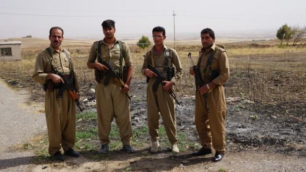 KDPİ: Terör devleti İran saldırırsa ayaklanma başlatırız