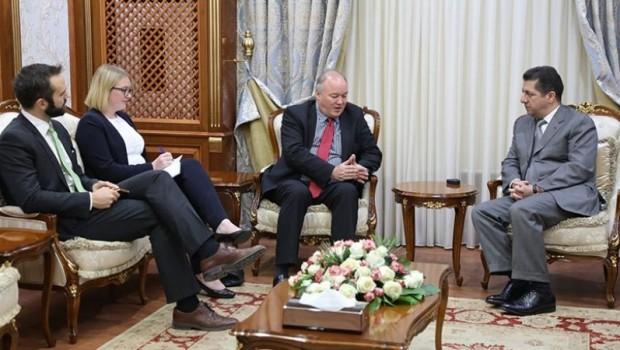 Mesrur Barzani: Baskı ve tehditlerle vazgeçiremezler!