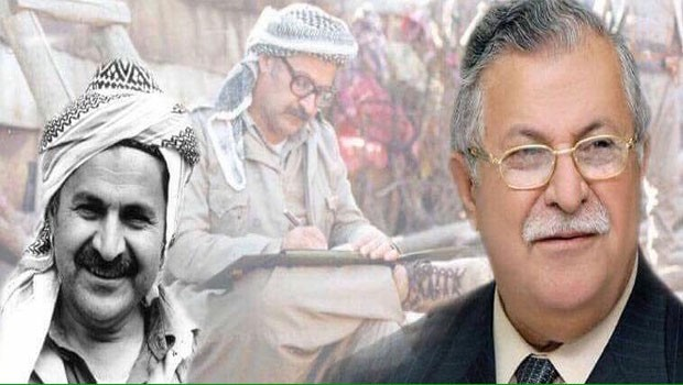 Celal Talabani...