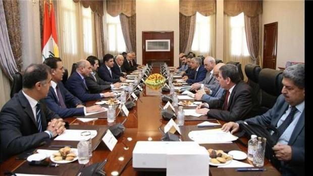 Erbil: Bağdat'ın havayolu ambargosu yasal değil