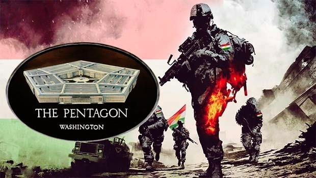 Pentagon: Peşmerge'ye Mali ve Askeri yardımlar devam edecek!