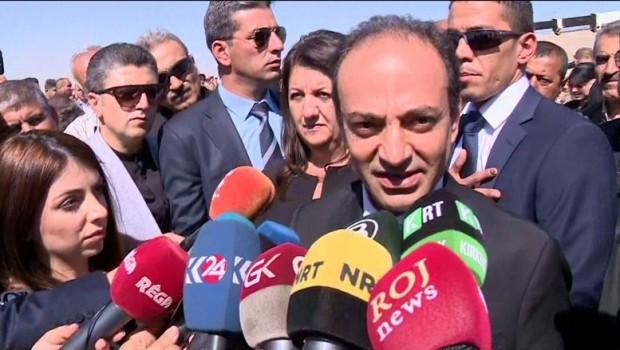 Baydemir: Mam Celal'in mirası, Kürt halkının birliğidir!