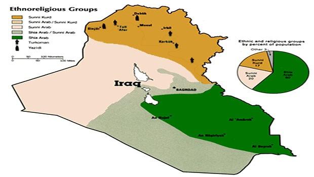 Şark Al Awsat: Irak, Kürdistan Bölgesi'ne konfederal sistemi önerdi