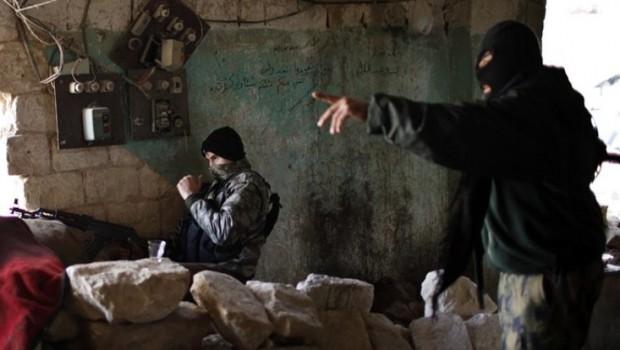 Hama'da IŞİD-El Nusra çatışması