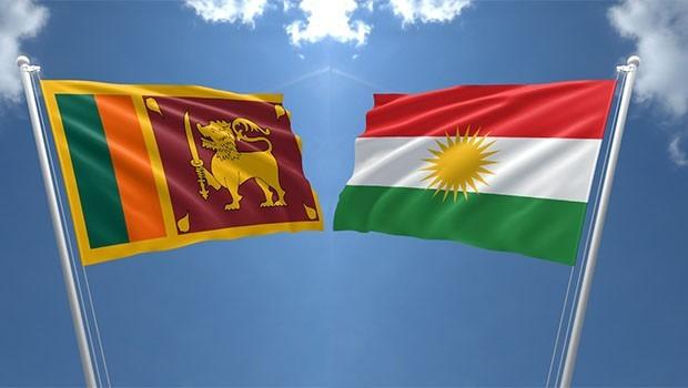 Sri Lanka Kürdistan'da konsolosluk açıyor
