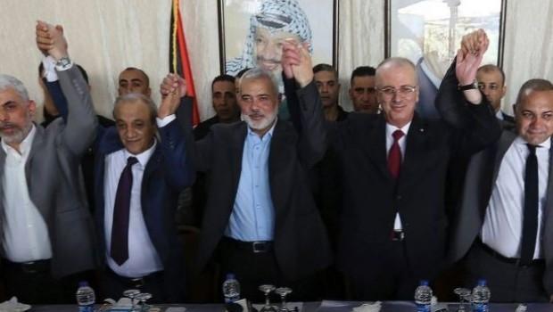 El Fetih ile Hamas anlaştı