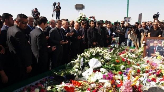 Sefin Dizeyi: Mam Celal'in anısına bağlılık gereği Kürdistan'ın kurulması gerek