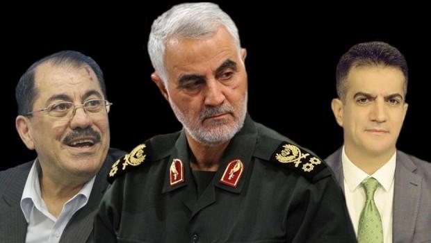 YNK'li yöneticilerden İranlı General Süleymani'ye övgü