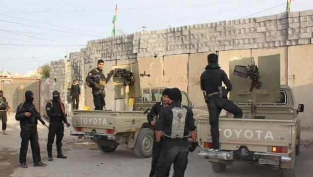 Haşdi Şabi Kürtlerin dönmelerine izin vermiyor