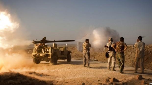 Haşdi Şabi'den Pirdê'ye yeni bir saldırı