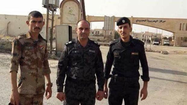 YPG'nin çekilmesiyle Rabia sınır kapısı Irak Ordusu'nun kontrolüne geçti